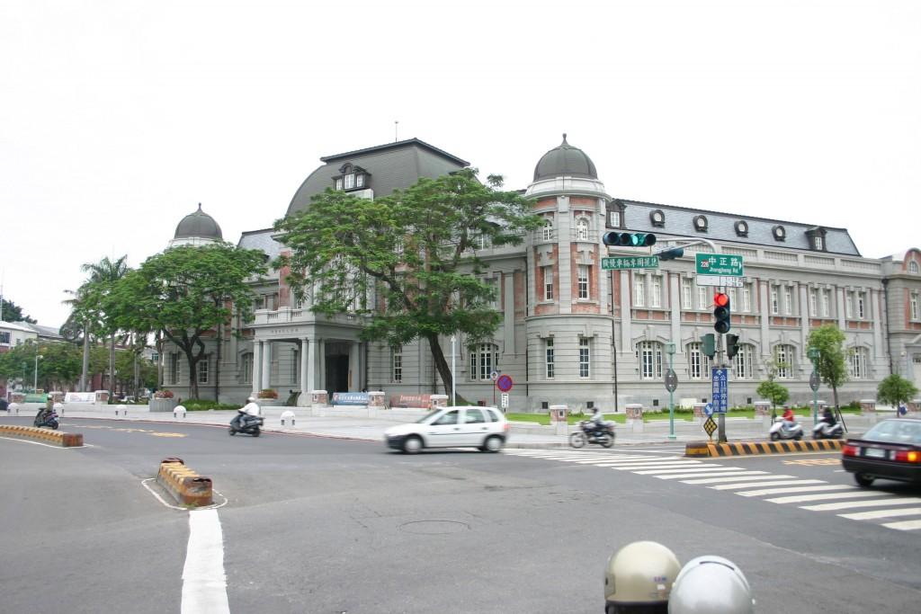 台灣文學館(原台南州廳)主照片