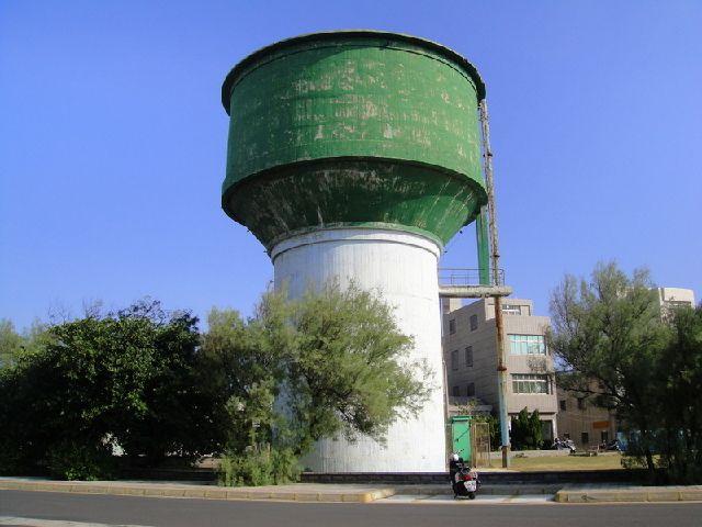 馬公市第三水源地一千噸配水塔主照片