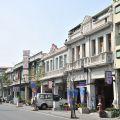 延平老街(西螺老街,延平歷史街區)-老街上的建築4照片