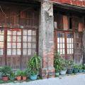 延平老街(西螺老街,延平歷史街區)-很有年紀的老建築照片