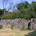 澎湖公賣局北側防空壕照片