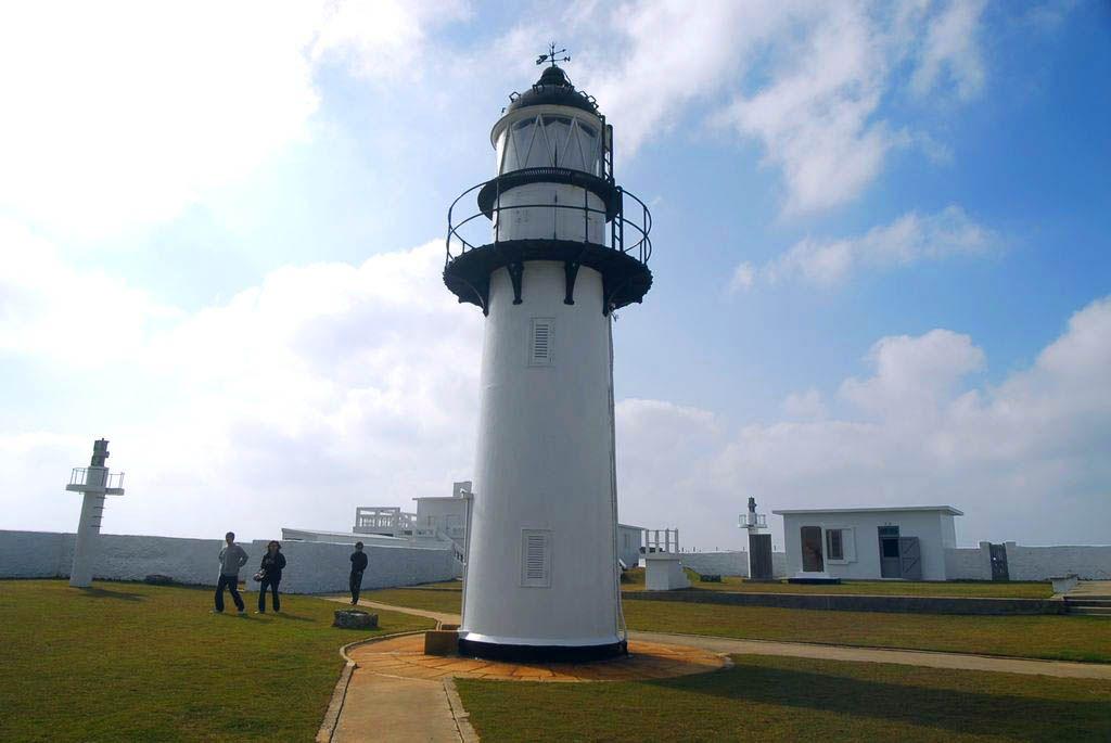 西嶼燈塔(漁翁島燈塔)主照片