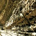 燕子崖、千年蝙蝠洞、情人吊橋照片