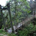 蓮心池吊橋(石壁仙谷中)-蓮心池吊橋(石壁仙谷中)照片