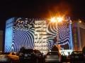 城市光廊-一旁有新蓋的大立精品,已成為高雄市的新地標照片