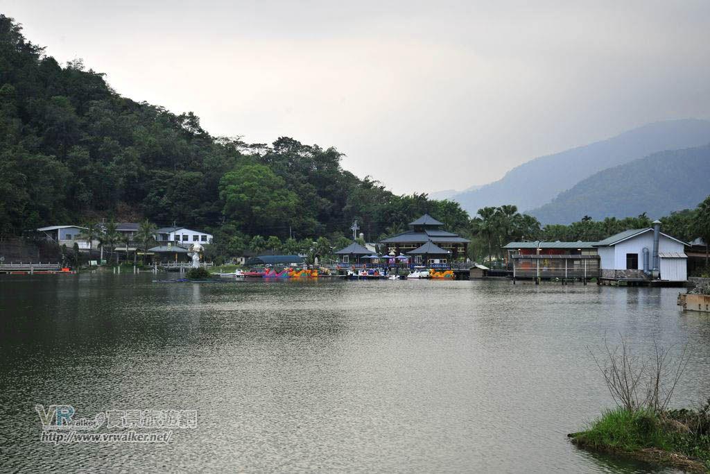 埔里鯉魚潭(小西湖)主照片