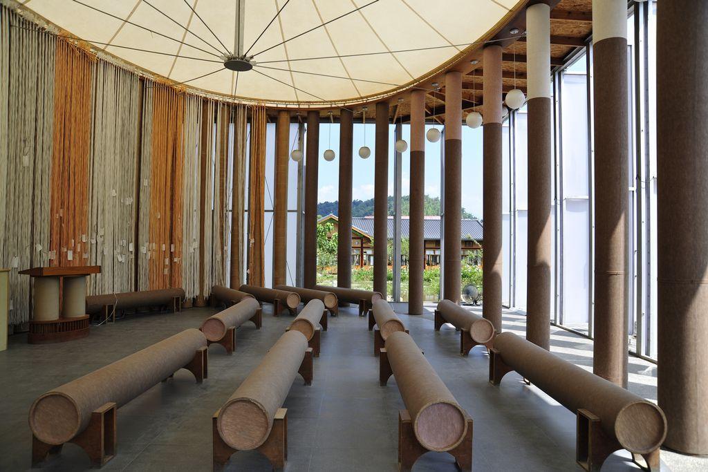 紙教堂(Paper Dome)主照片