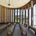 紙教堂(Paper Dome)照片