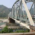 花樑鋼橋照片