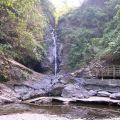 涼山瀑布照片