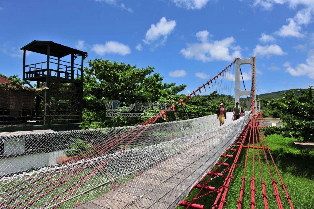 港口吊橋(茶山吊橋)主照片