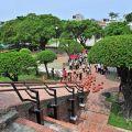 安平古堡-俯瞰園區照片