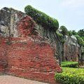 安平古堡-王城殘跡照片
