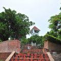 安平古堡-側門照片