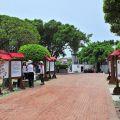 安平古堡-往熱蘭遮城博物館通道照片