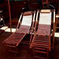 無米樂-昔日- 竹子躺椅照片