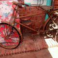 無米樂-老舊的 - 腳踏車照片