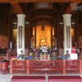 清水宮-大殿內部2照片