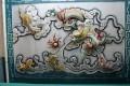 三山國王廟-廟內浮雕照片