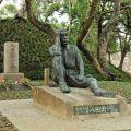 八田與一紀念館與銅像-八田與一紀念館與銅像照片