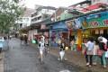 淡水老街照片