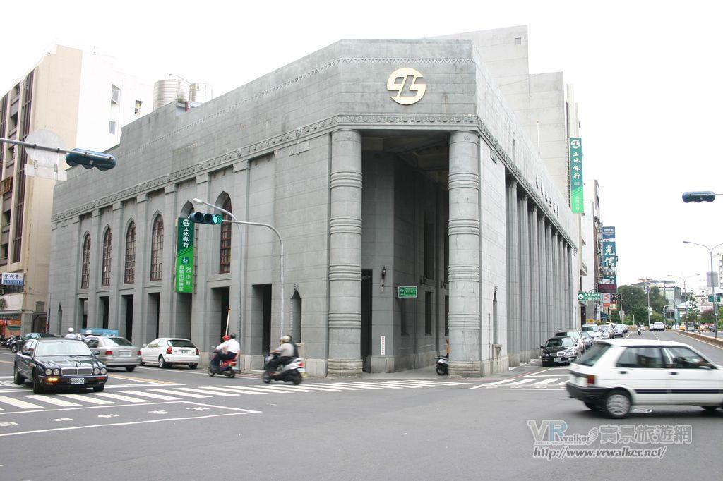 原日本勸業銀行台南支店(土地銀行台南分行)主照片