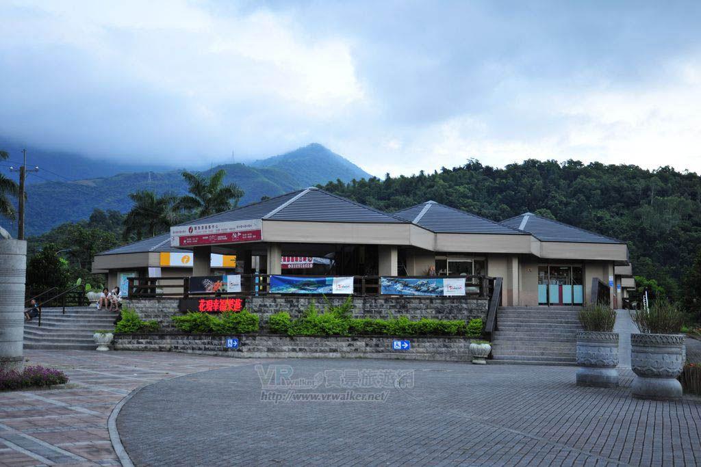 鯉魚潭遊客中心主照片