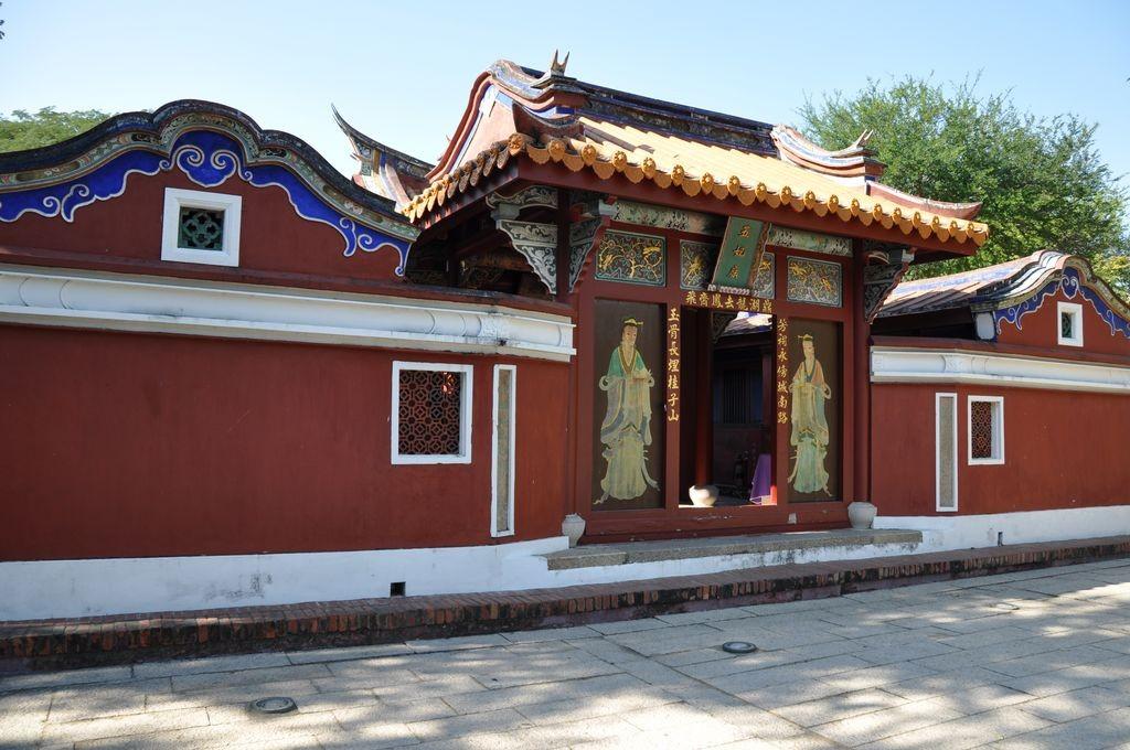 五妃廟主照片