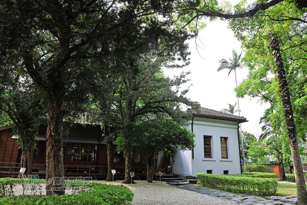 宜蘭設治紀念館主照片