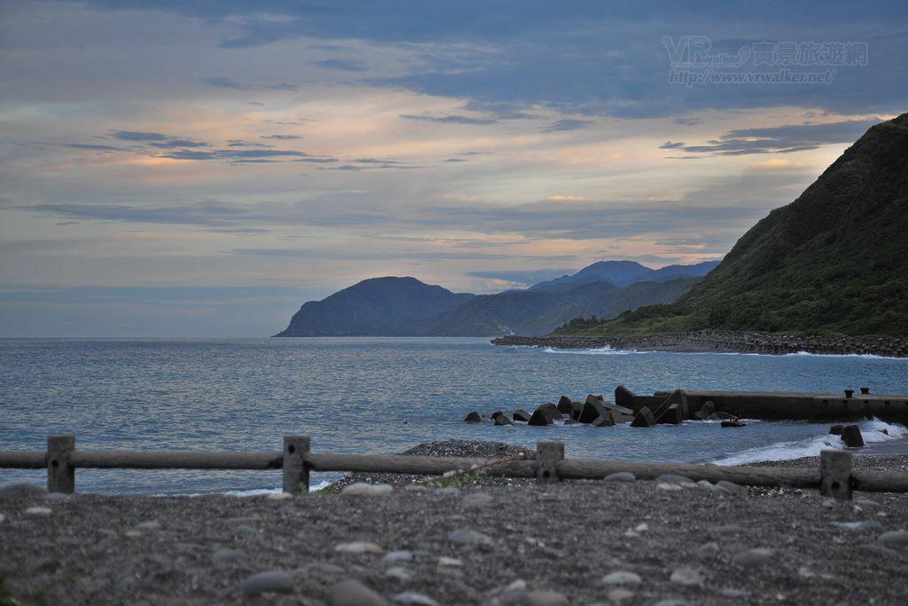 鹽寮漁港沙灘主照片