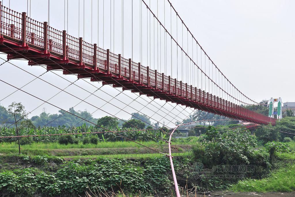 萬新吊橋主照片