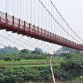萬新吊橋照片