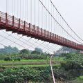 萬新吊橋-萬新吊橋照片