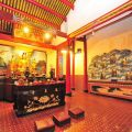 萬泉寺上帝公廟照片