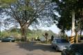 虎頭埤風景區-環埤公路上的觀景台照片