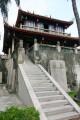 赤崁樓-古色古香的石階照片