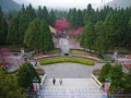 九族文化村-纜車最上層照片