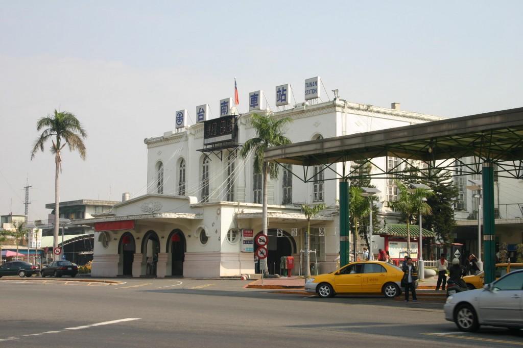 台南火車站(台南車站)主照片