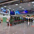 台南機場(台南航空站)-登機門照片
