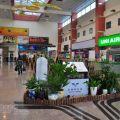 台南機場(台南航空站)-機場大廳照片