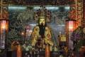 開基靈祐宮-玄天上帝聖像照片