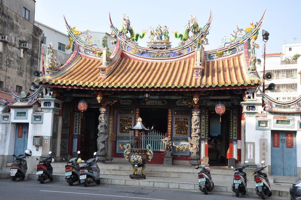 臺灣府城隍廟(台灣府城隍廟)主照片