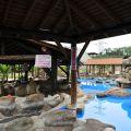 龜丹溫泉(龜丹溫泉休閒農場)-泳池與溫泉池照片