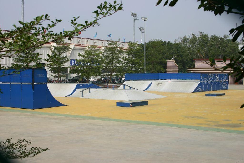 台南市立體育公園主照片