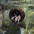 野柳海洋世界-裸胸鯙照片
