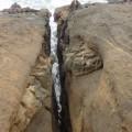 野柳地質公園-海蝕溝照片