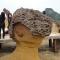 野柳地質公園-蜂窩石照片