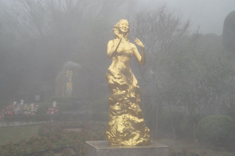 金寶山鄧麗君墓園(筠園)主照片