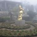 金寶山鄧麗君墓園(筠園)-鄧麗君雕像 照片
