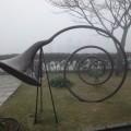 金寶山鄧麗君墓園(筠園)-樂器照片